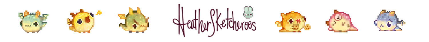 Heathersketcheroos