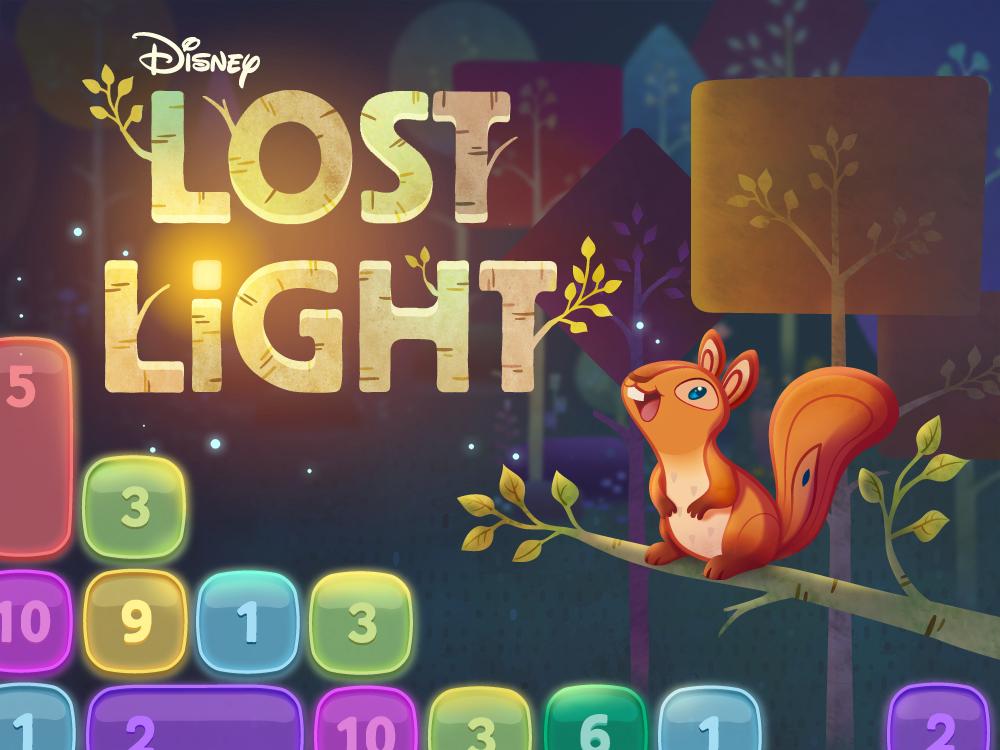 Lost Light Banner