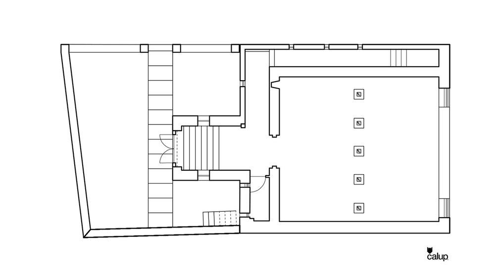 garden and basement