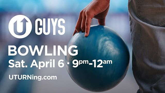 UTURN guys- Be sure to register by tomorrow so I know how many lanes to reserve! Don't wait 👍🏼 head to UTURNing.com to register