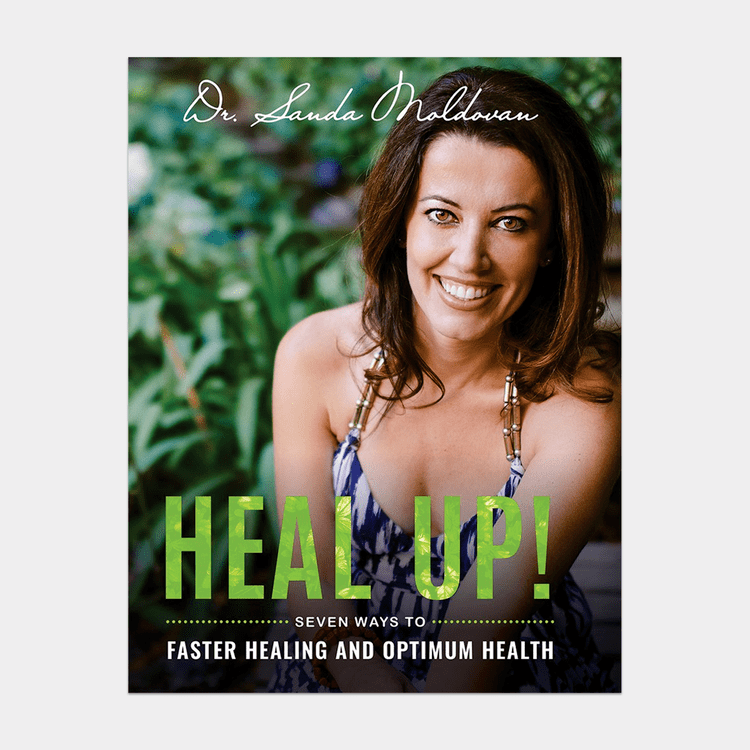 Heal Up! Dr. Sanda Moldovan