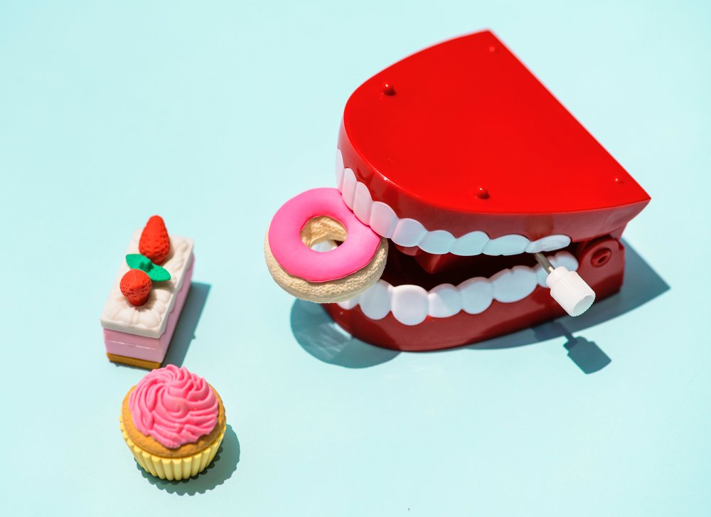The Influence of Type 1 Diabetes Mellitus on Dental Caries and Salivary Composition -