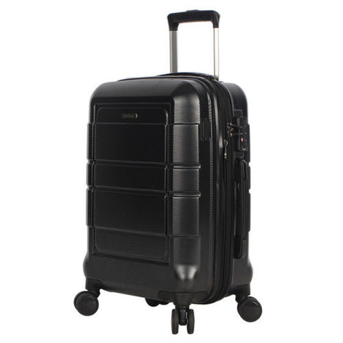 """Brookstone 20"""" Hardside Carry-On Luggage with Charging Ports"""