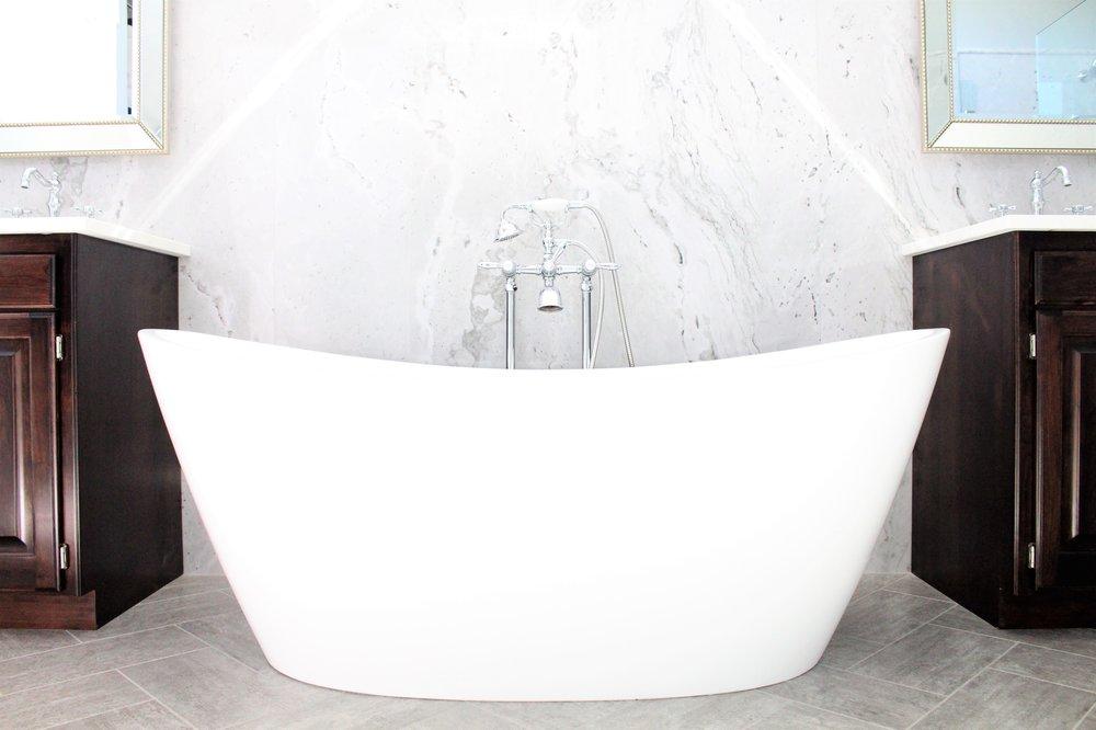 Bathtubs — Panhandle Marble