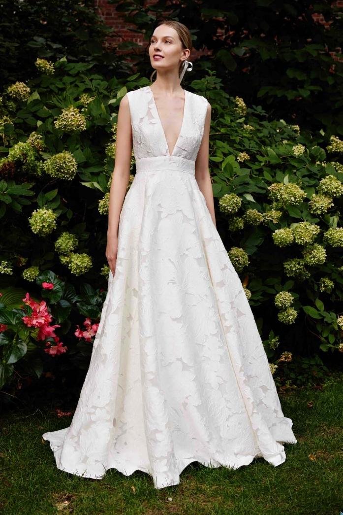 Lela Rose Fall 19 Bridal
