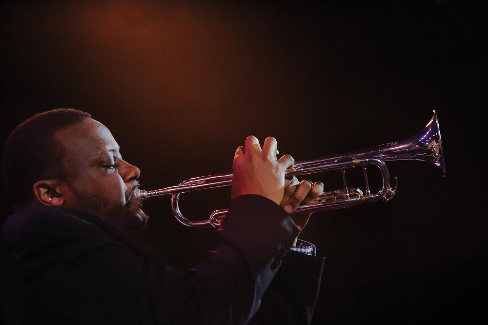 Sean Jones. Photo by Frank Stewart.