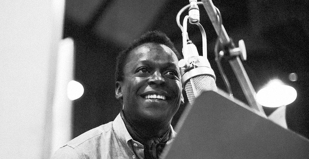 Miles Davis. Photo Courtesy Don Hunstein, Sony Music Entertainment.