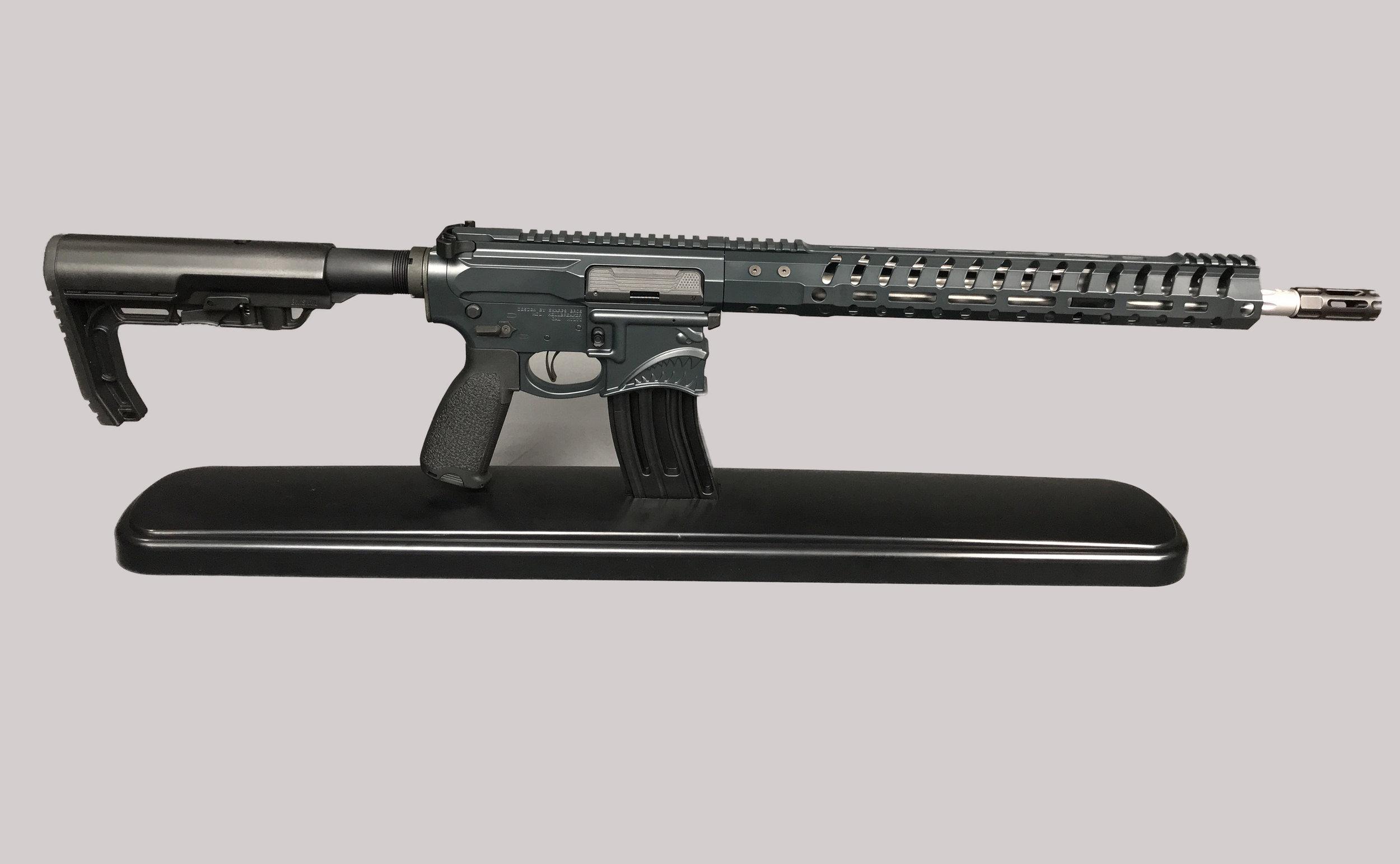 Perfecting the Scar 17 — Stonebridge Gunworks LLC