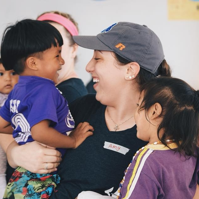 Go on a Mission Trip -