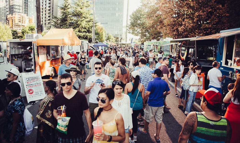 Seattle Street Food Festival 2017