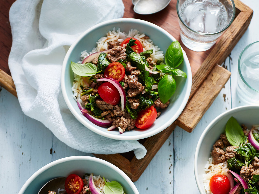 Photo by Southern Living  We like to change it up by introducing new flavors. This stir fry couldn't be easier and is a refreshing change from the usual.