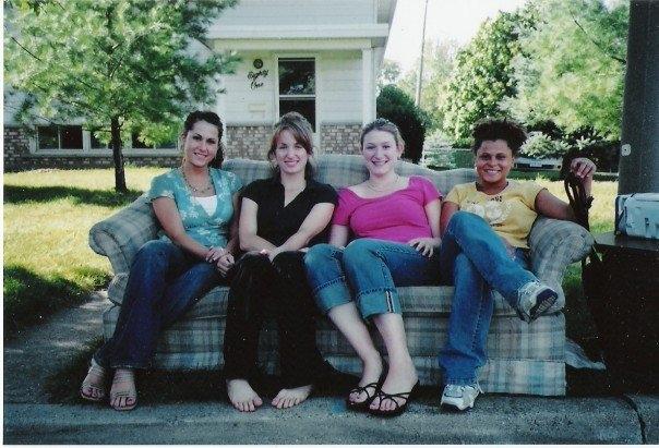 Undergrad friends circa 2005.