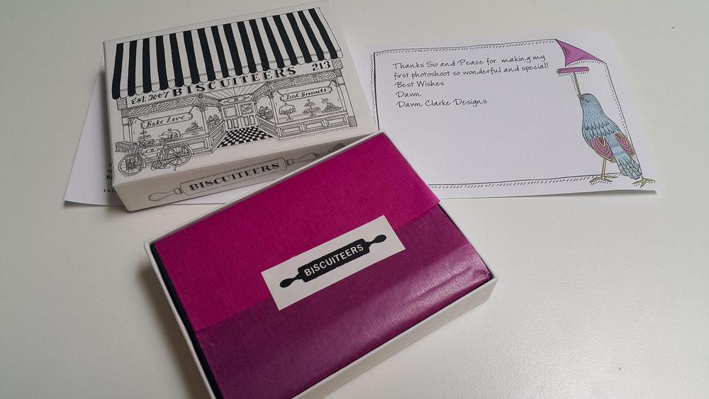 Present from Dawn Clarke Design
