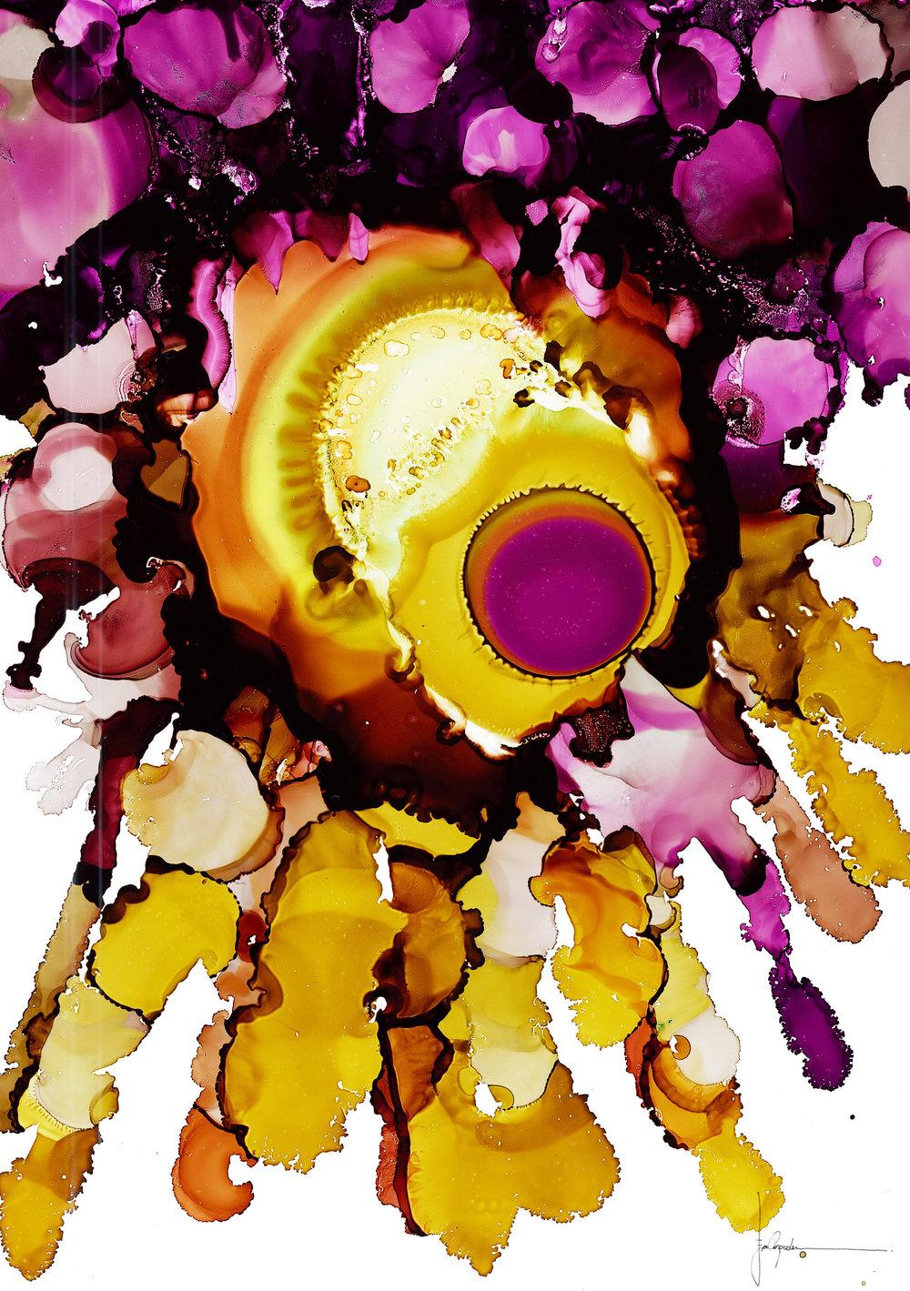 - SOLAR ECLIPSE30 cm x 40 cmInk on photo paper