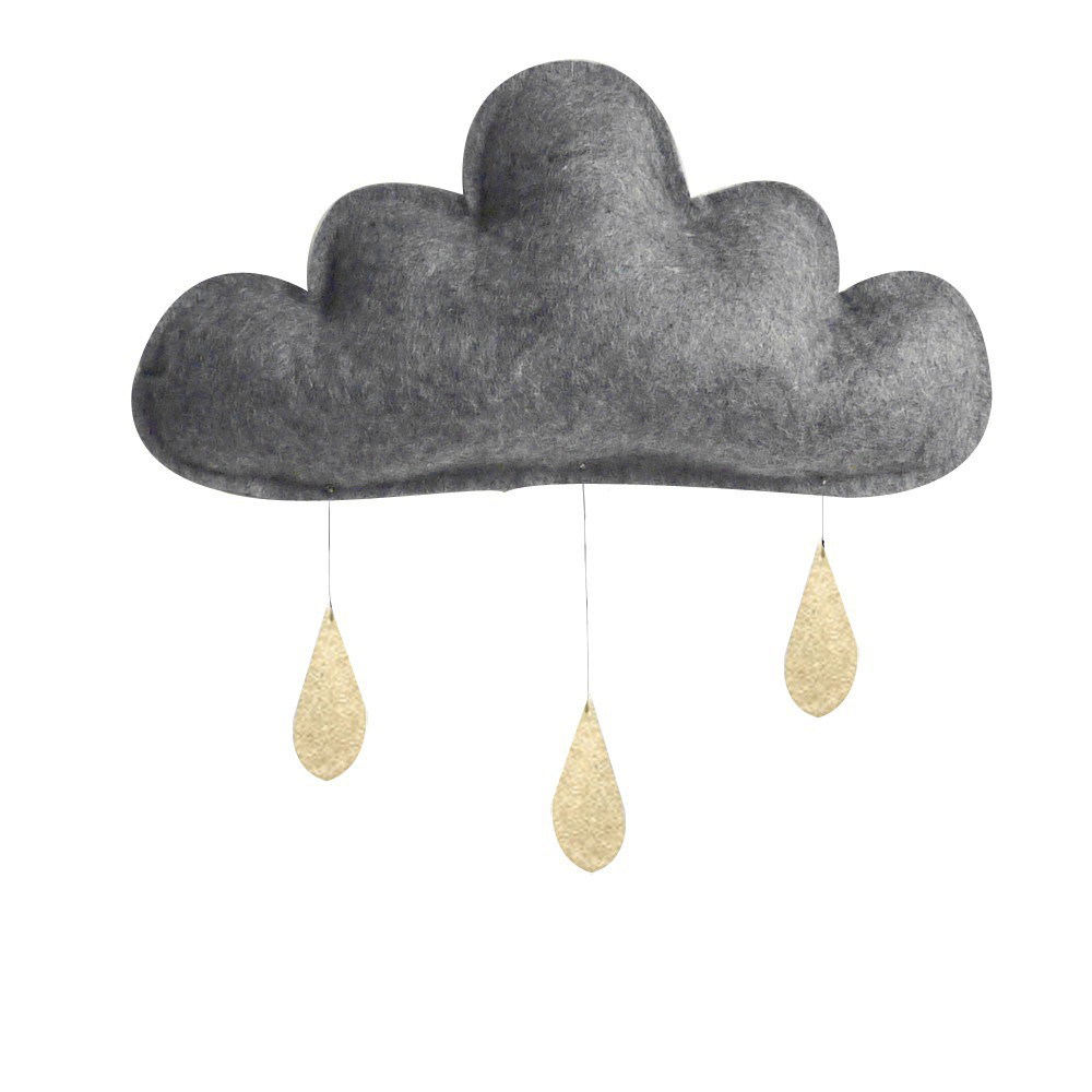 The Butter Flying-SPRING  CHARCOAL-Cloud wall hanging.jpg