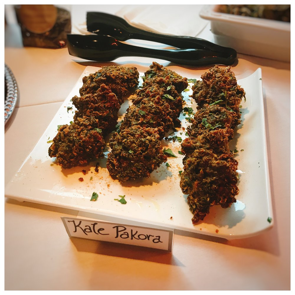 Kale Pakora - The Kale Pakora was cooked well, but was just OK to me. It was definitely not bad tasting by any stretch, but it was the most memorable either. Fans of kale will probably love it more than others, but it is a good addition to the menu at Tandur.