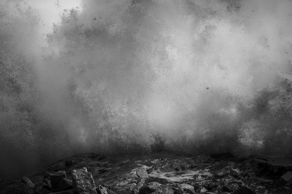 Off-Shore Storm
