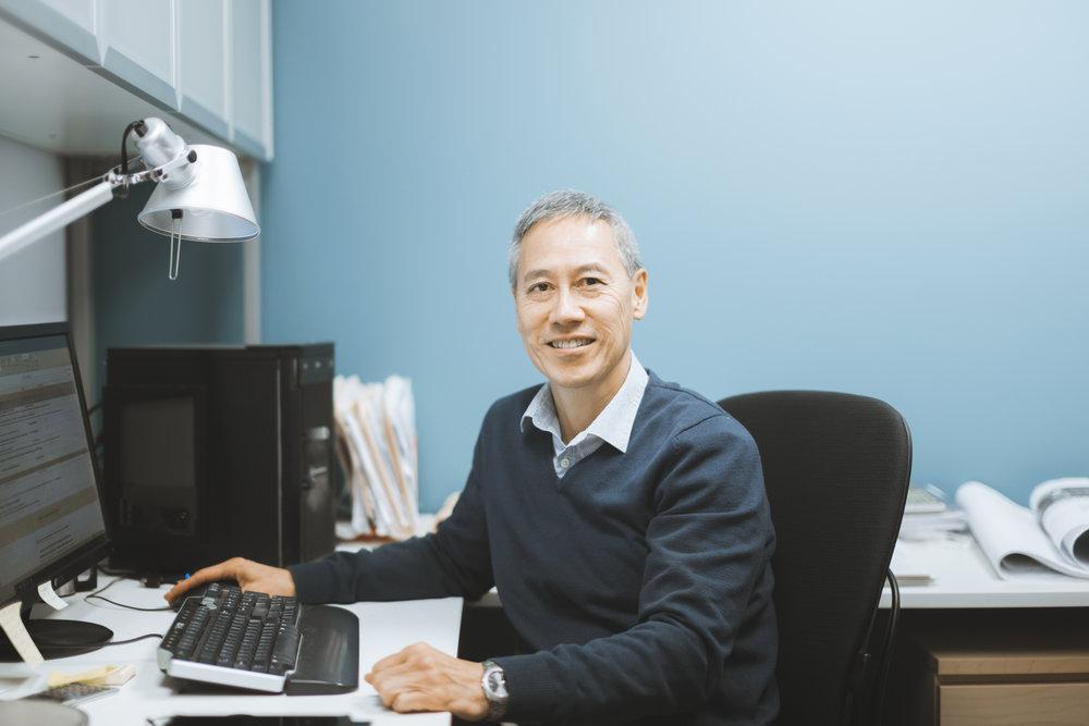 Croy Yee Portrait