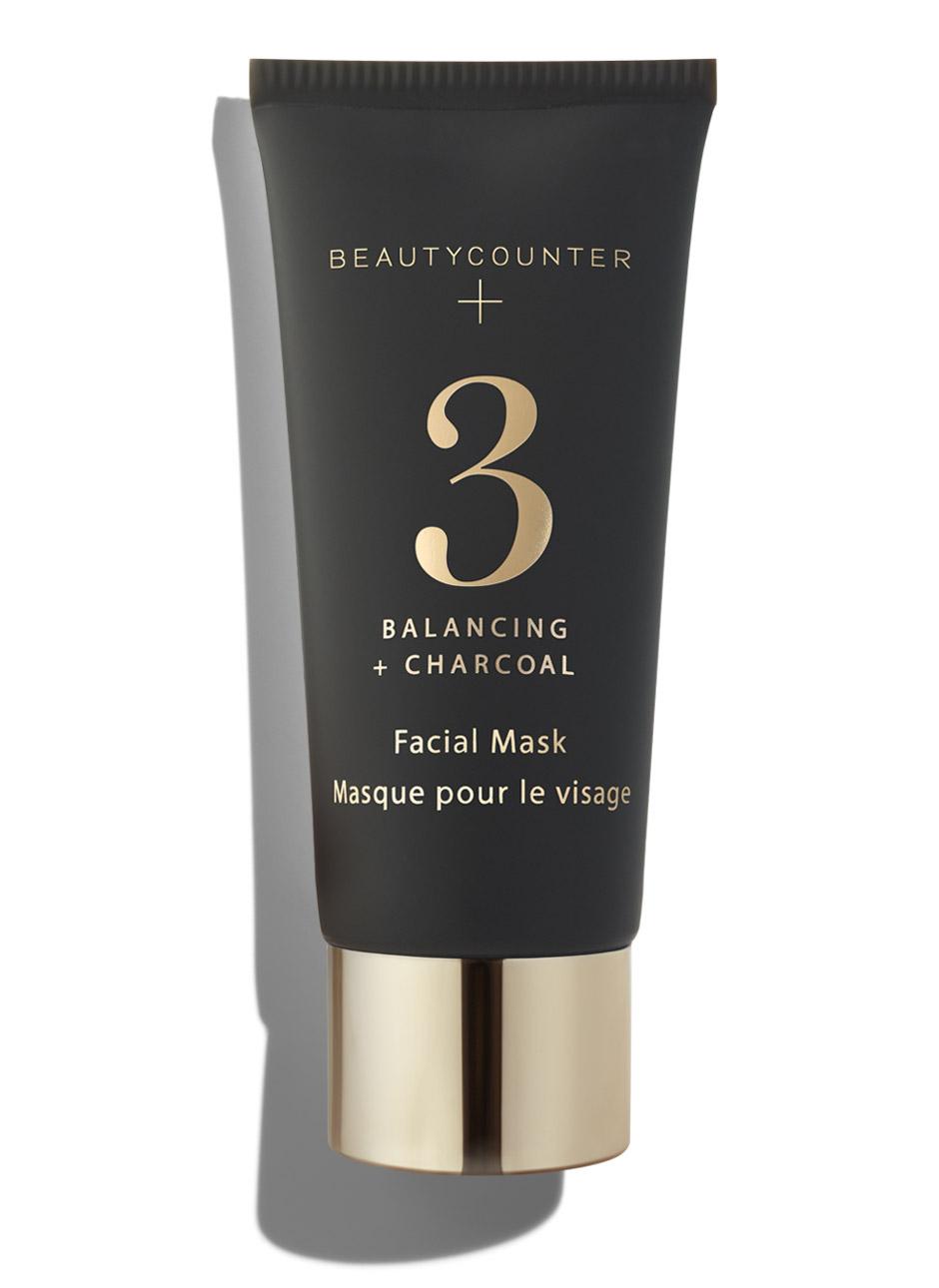 No. 3 Balancing Charcoal Mask
