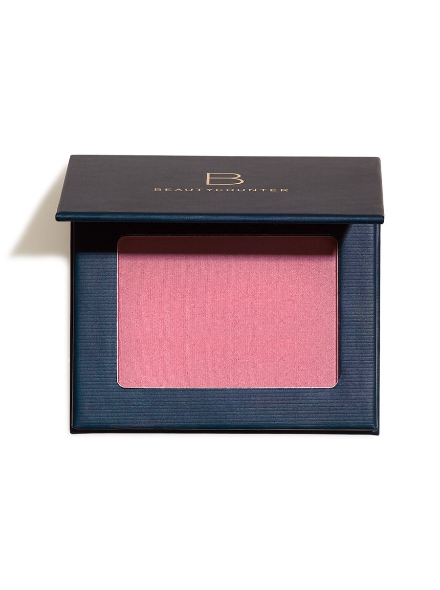 Satin Powder Blush - I love a flush of color on my cheeks. Blush perks up the face, and adds dimension. The color Nectar, Melon and Guava are my current favorites.