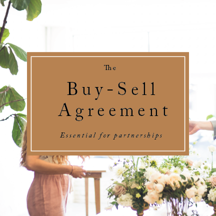 The Buy Sell Agreement Template