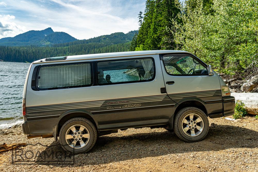 JDM Vans For Sale In USA — JAPANESE VANS