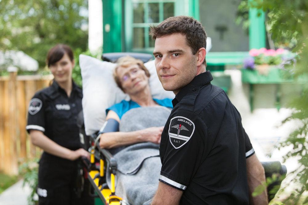 Ambulance Services - Paramedics…….