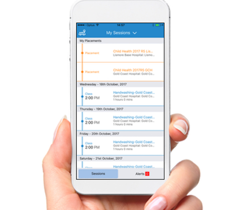 Attendance - Does your program's Rules of Progression Policy require attendance monitoring?Osler's GPS enabled mobile attendance app can revolutionise attendance tracking. Students simply check-in and check-out of clinical placements and classes on their phones, tablets or laptops, supported by automated mandatory class notifications.Osler includes a suite of back-end administrative and reporting tools.