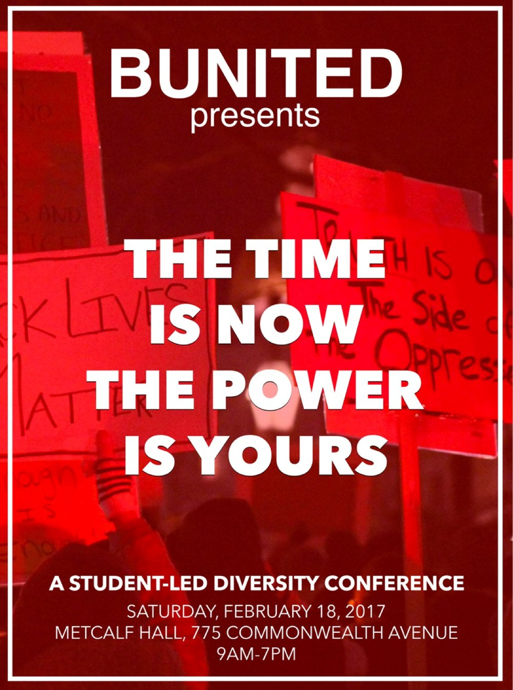 """The Time is Now The Power is Yours - Through our theme """"The Time is Now. The Power is Yours"""", we hope to simultaneously develop a sense of urgency and empowerment within our peers. In the midst of social injustices, we can no longer be silent and we can no longer be passive. Instead, we need to make our voices heard as there is power among the youth. As young people we must recognize our power to change the world."""