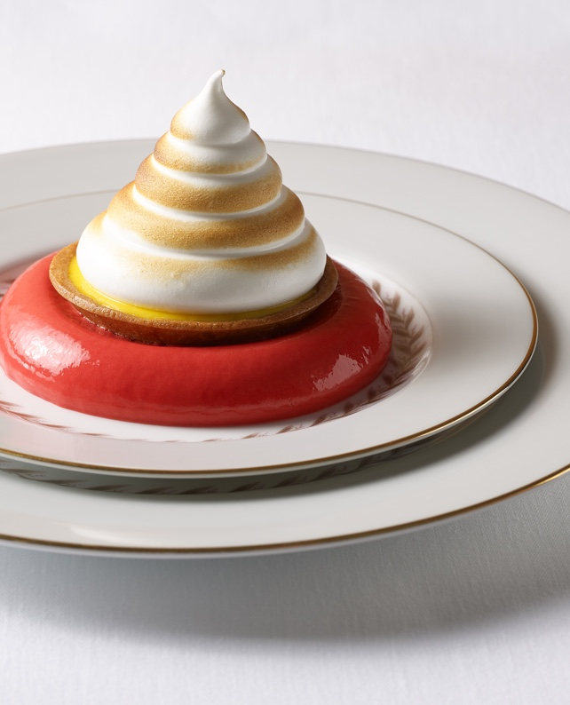 Photo of our Lemon Meringue Tart