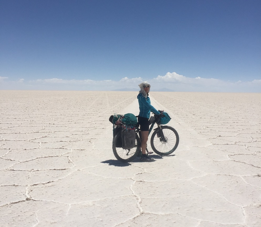 CYCLE TOURING, BOLIVIA AND CHILE