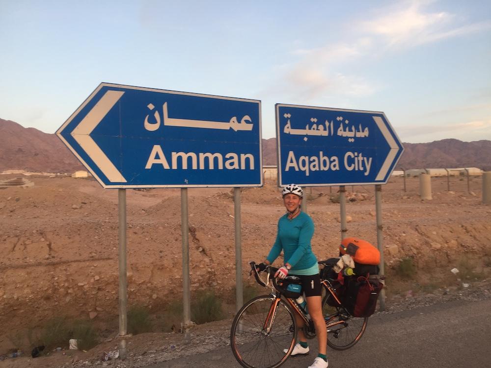 CYCLE TOURING, OMAN