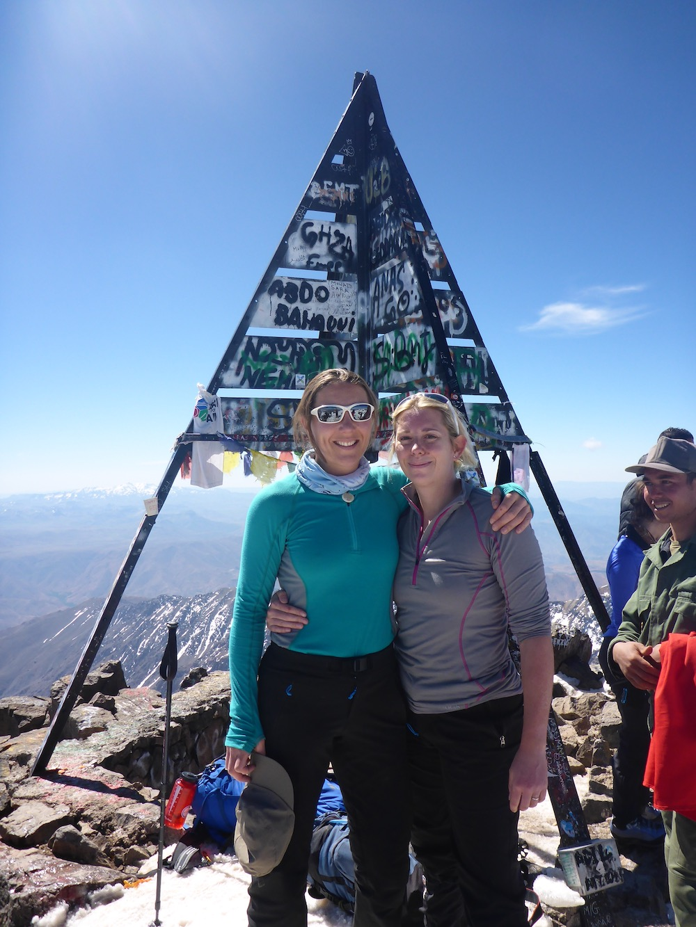 LEADING EXPEDITIONS TO CLIMB MT TOUBKAL, MOROCCO
