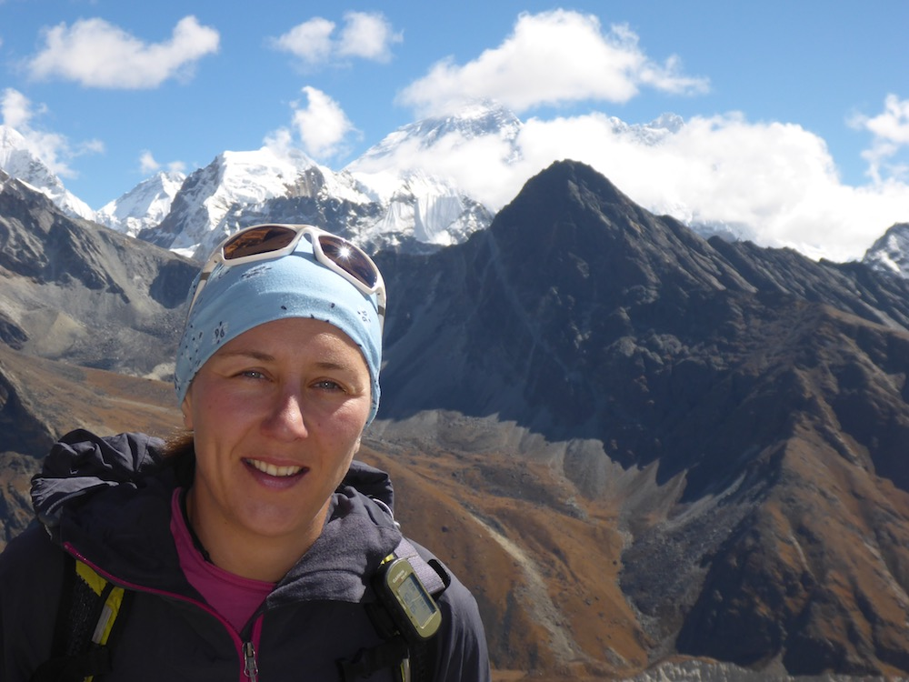 MOUNTAINEERING IN THE ANNAPURNA, NEPAL