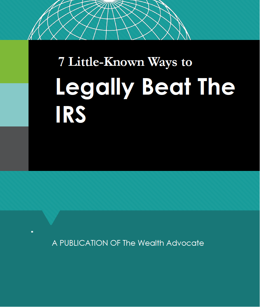 New eBook - Learn secrets about tax savings that most business owners and CPA's neglect to use.