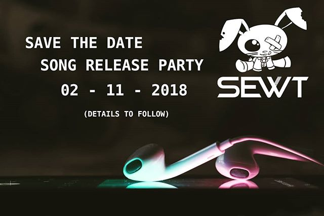 So excited! Please join our party, we will celebrate hard 💃🕺💣🎵🤩 ----------------------------------------- #message #savethedate #release #releaseparty #music #newsong #musicproducer #musicismylife #goodmusic #beats #musicbiz #sewtme