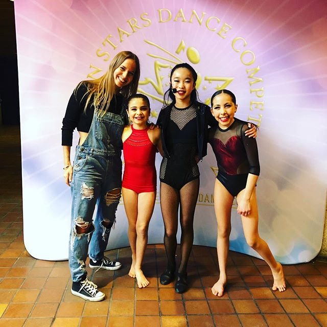 So proud of these little ladies! @salma.danz6 @acp_dance @savannahxiao #mylittlechickies #powerhouses #sweetsouls