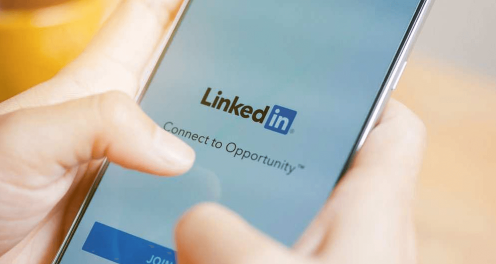 LinkedIn is a great platform to maximise your reach & influence business to business. -