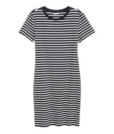 H&M // Jersey Dress