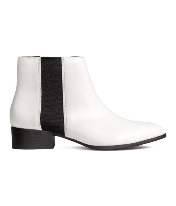 H&M // Ankle Boots