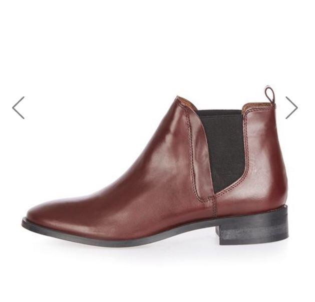 Topshop // KAISER Chelsea Boots