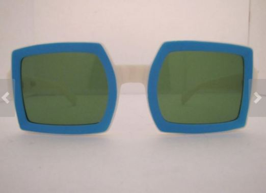 1960s Italian Mod Sunglasses