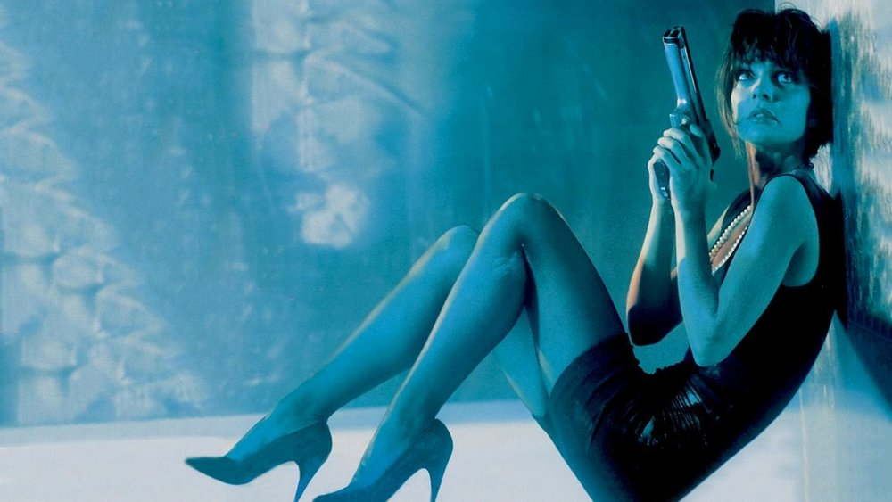 Screen capture from  Nikita , 1990