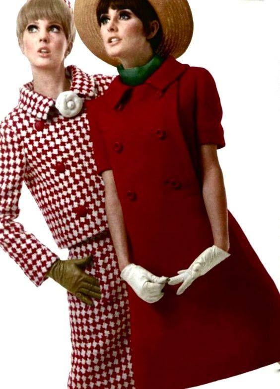 Modelos de Dior, 1960s