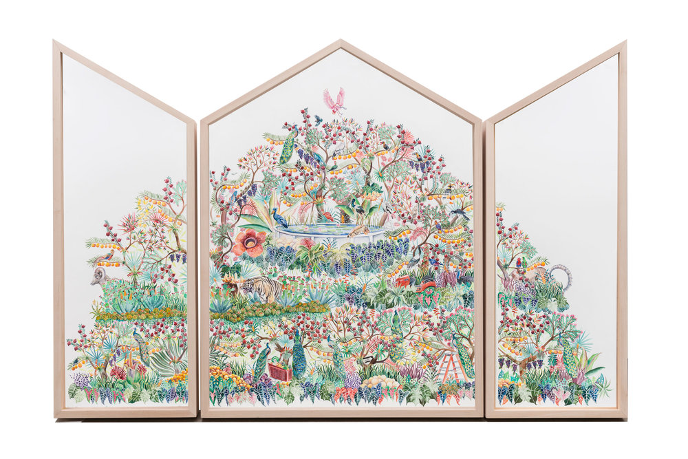 Robin-Crofut-Brittingham-No-Tresspassing-Watercolour-on-paper-2018-36-in-x-53-in.jpg
