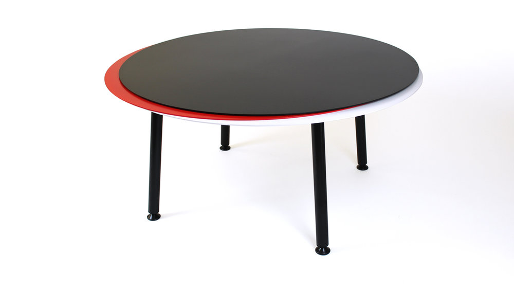 Stacked Coffee Table (Black White Red).jpg