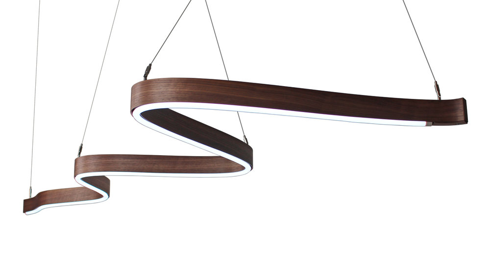 SCRIBBLE suspension light -