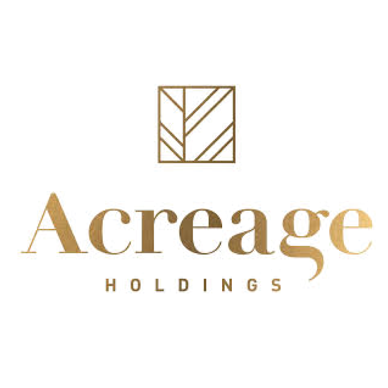 ACREAGE HOLDINGS   Distribution and Commerce   Leading vertically-integrated multi-state operator in 14 legal US states serving adult-use consumers and medical patients.  Publicly-traded under symbol  ACRG.U  on the Canadian Securities Exchange.