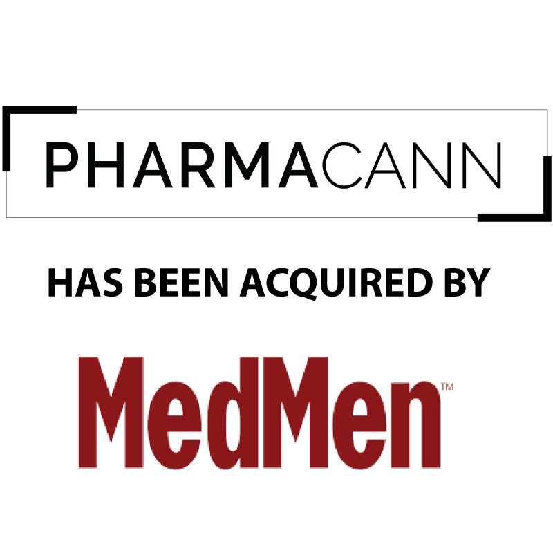 PHARMACANN   Distribution and Commerce   Largest medical cannabis company operating in highly regulated US states with a mission to improve the quality of life for patients in need of cannabis-related medicine.  Recently announced that PharmaCann is to be acquired by MedMen  (CSE: MMEN.CN)  on a fixed % deal where PharmaCann will receive 25% of MedMen stock at transaction close.