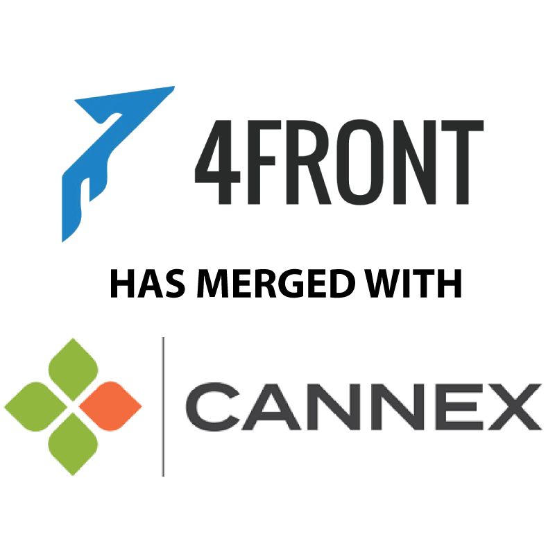 4FRONT   Distribution and Commerce   Leading retail and brand development company with 4 vertically-integrated licenses in limited license states. 4Front operates its retail business under the Mission brand name.  Recently announced that 4Front will merge with Cannex  (CSE: CNNX.CN)  on a 1.75:1 share consideration.